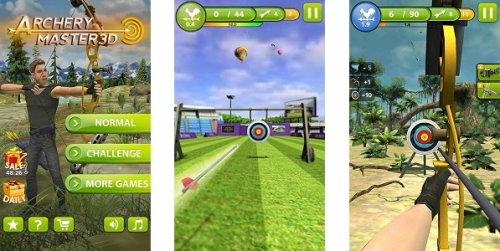 Скриншот для Archery Master 3D - 3