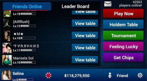 Скриншот для Texas Holdem Poker - 3