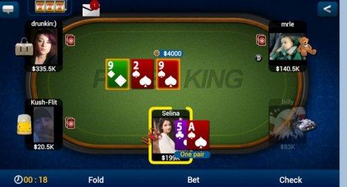 Скриншот для Texas Holdem Poker - 2