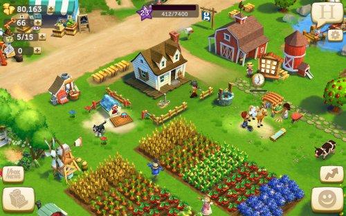 Скриншот для FarmVille 2 Cельское уединение - 3