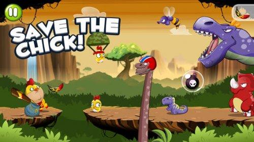 Скриншот для Chicken Boy - 1