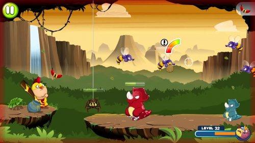 Скриншот для Chicken Boy - 2