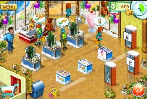 Скриншот для Супермаркет Мания Путешествие - 2