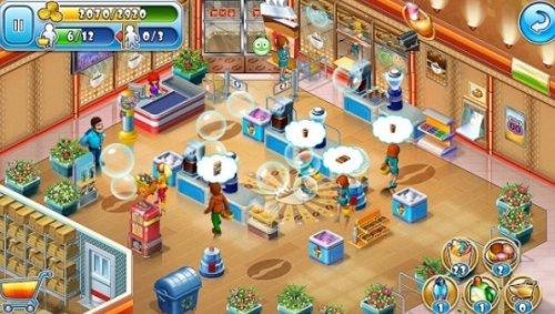 Скриншот для Супермаркет Мания Путешествие - 1