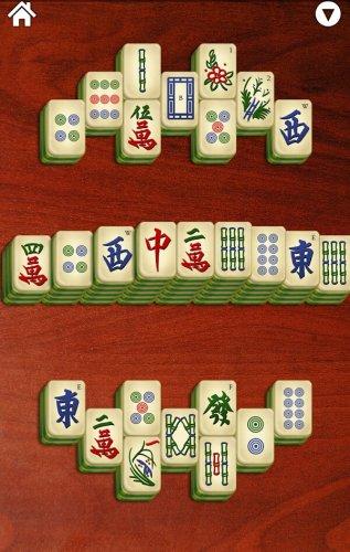 Скриншот для Mahjong Solitaire Titans - 2