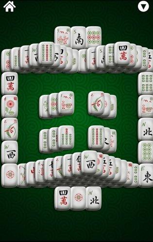 Скриншот для Mahjong Solitaire Titans - 1