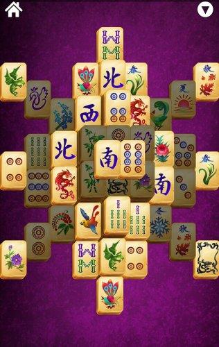 Скриншот для Mahjong Solitaire Titans - 3