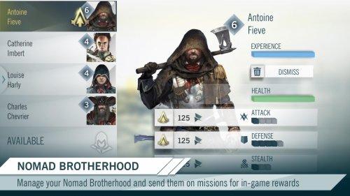 Скриншот для AC Unity - 3