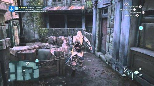 Скриншот для AC Unity - 2