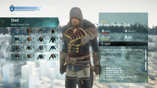 Скриншот для AC Unity - 1