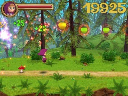 Скриншот для Маша и Медведь: Игра - 1