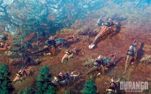 Скриншот для Durango: Wild Lands - 1