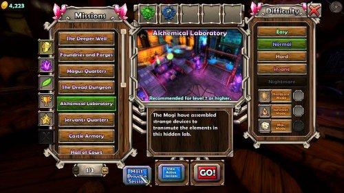 Скриншот для Dungeon Defenders Eternity - 1