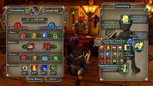 Скриншот для Dungeon Defenders Eternity - 3