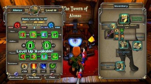 Скриншот для Dungeon Defenders Eternity - 2