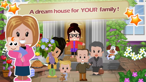 Скриншот для Family House - 2