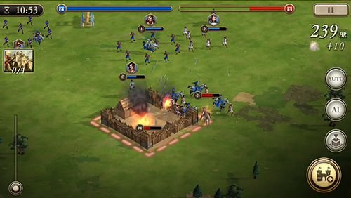 Скриншот для Age of Empires: World Domination - 1