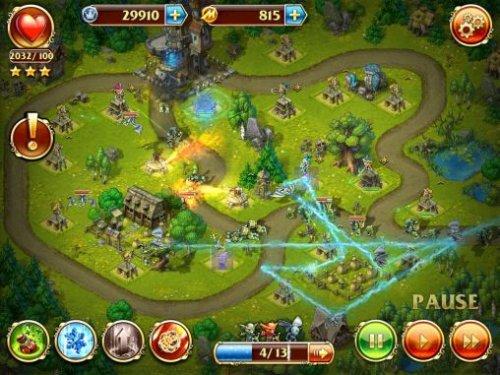 Скриншот для Солдатики 3 - 2