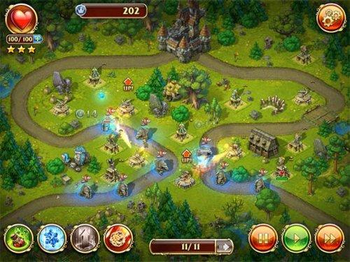 Скриншот для Солдатики 3 - 1