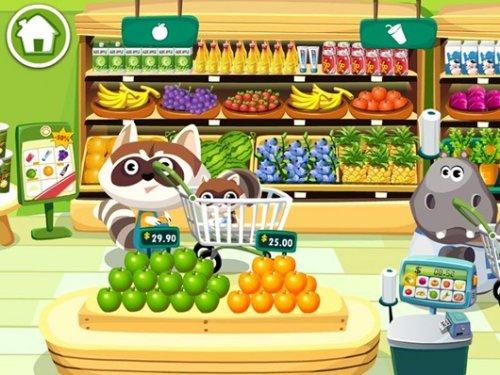 Скриншот для Супермаркет Dr. Panda - 2