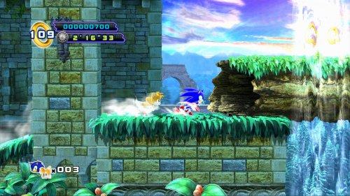 Скриншот для Sonic 4 Episode 2 - 1