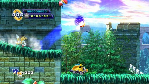 Скриншот для Sonic 4 Episode 2 - 2