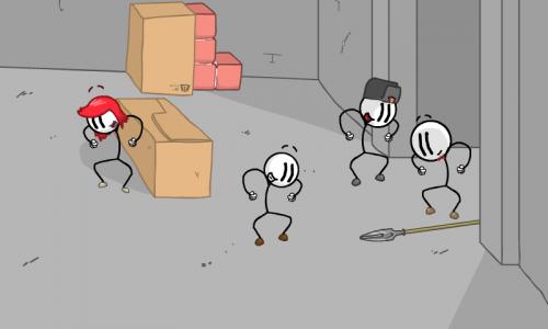 Скриншот для Fleeing the Complex - 1