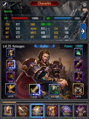 Скриншот для EZ PZ RPG - 2