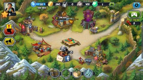 Скриншот для Goblin Defenders 2 - 2