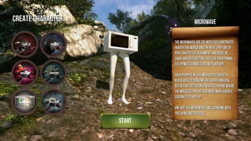 Скриншот для Goat Simulator MMO Simulator - 3