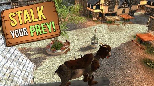 Скриншот для Goat Simulator MMO Simulator - 1