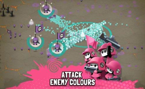 Скриншот для Tactile Wars - 1
