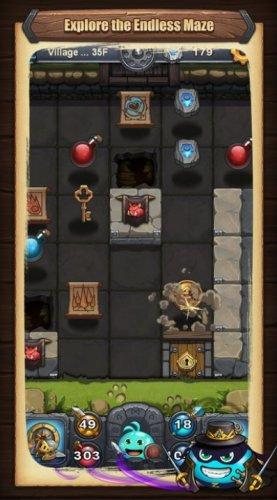Скриншот для Gumballs & Dungeons - 1