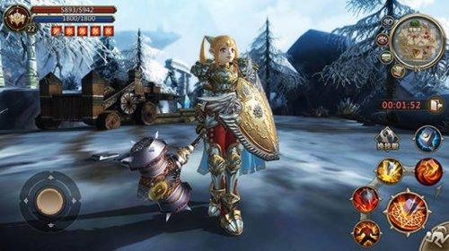 Скриншот для Lineage 2: Blood Oath - 2