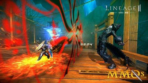 Скриншот для Lineage 2: Blood Oath - 1