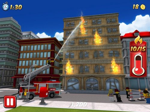 Скриншот для LEGO City: My City - 1