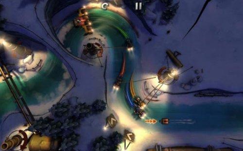 Скриншот для Slingshot Racing - 2
