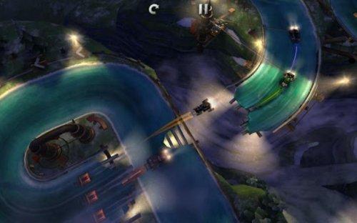 Скриншот для Slingshot Racing - 1
