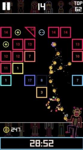Скриншот для BBTAN - 1