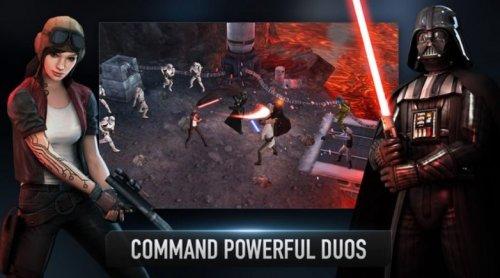 Скриншот для Звездные Войны: Арена Силы - 2