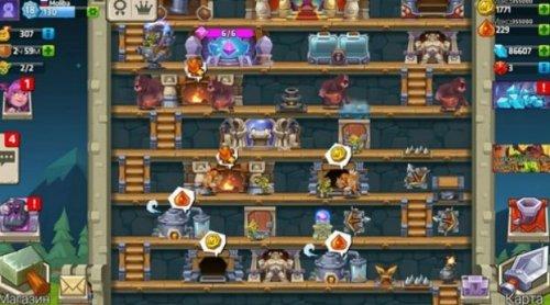 Скриншот для Monster Castle - 3