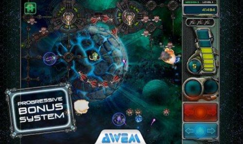 Скриншот для Звездный Защитник 3 - 2