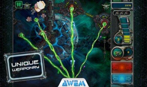Скриншот для Звездный Защитник 3 - 1