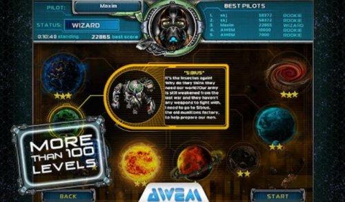 Скриншот для Звездный Защитник 3 - 3