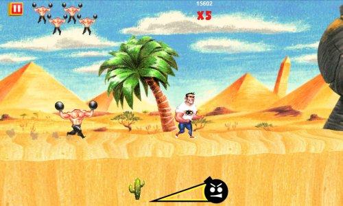 Скриншот для Serious Sam: Kamikaze Attack - 1