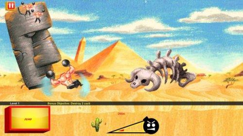 Скриншот для Serious Sam: Kamikaze Attack - 3