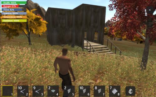 Скриншот для Island Survival - 2