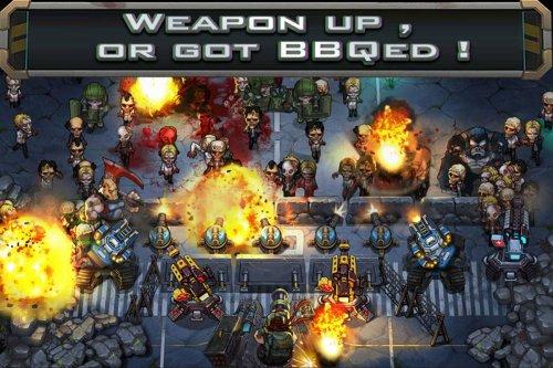 Скриншот для Zombie Evil 2 - 3