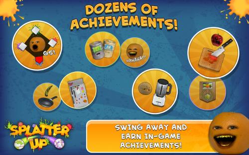 Скриншот для Annoying Orange - 1