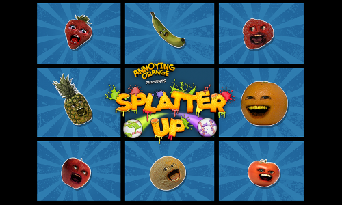 Скриншот для Annoying Orange - 2